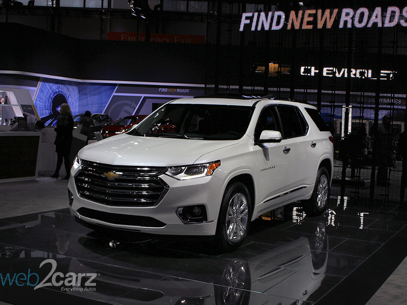 Vehicles like the versatile Chevy Traverse effortlessly blend utility and style.