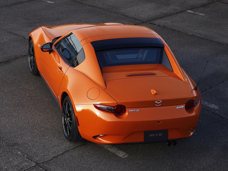 Peeling this orange roof back is just part of the pleasure.