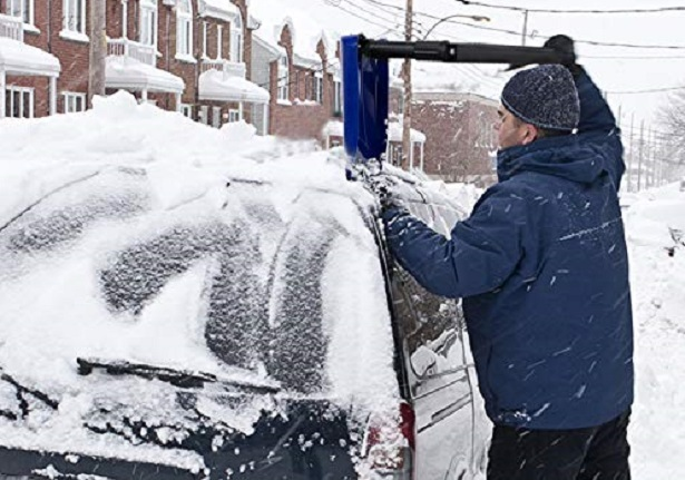 Orientools Folding Snow Shovel