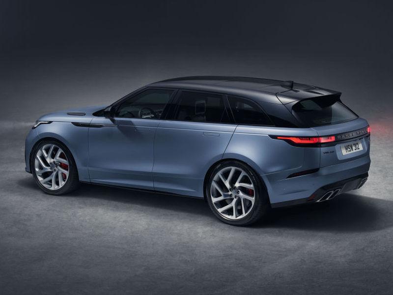 2020 Range Rover Velar Gets SVAutobiography Dynamic Trim >> The Range Rover Velar Svautobiography Dynamic Gets Power To