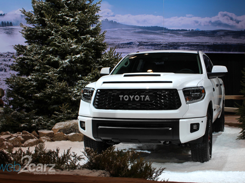 The Toyota Tundra might be dated, but it still sells well.