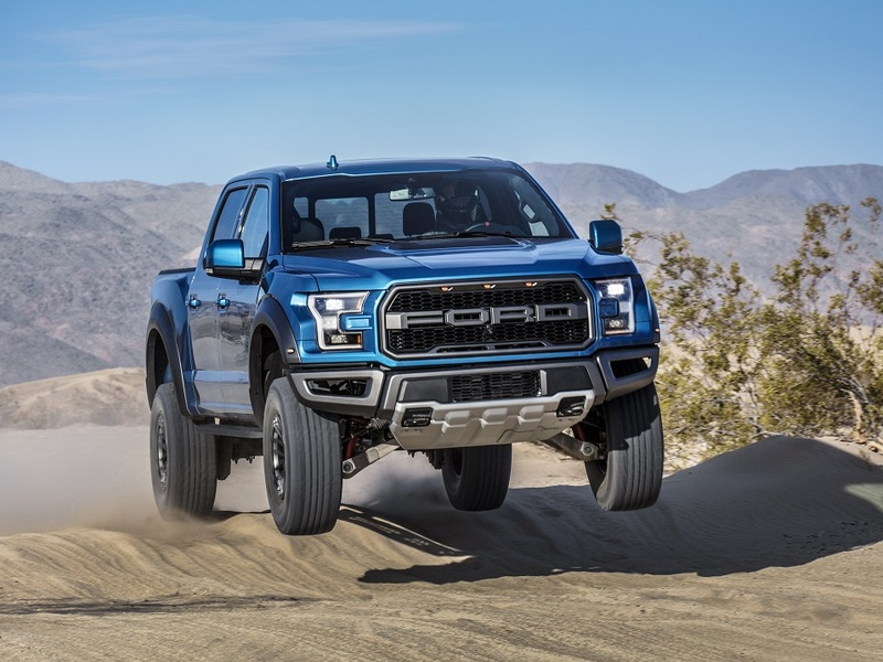 No one thought the current Raptor isn't potent enough.