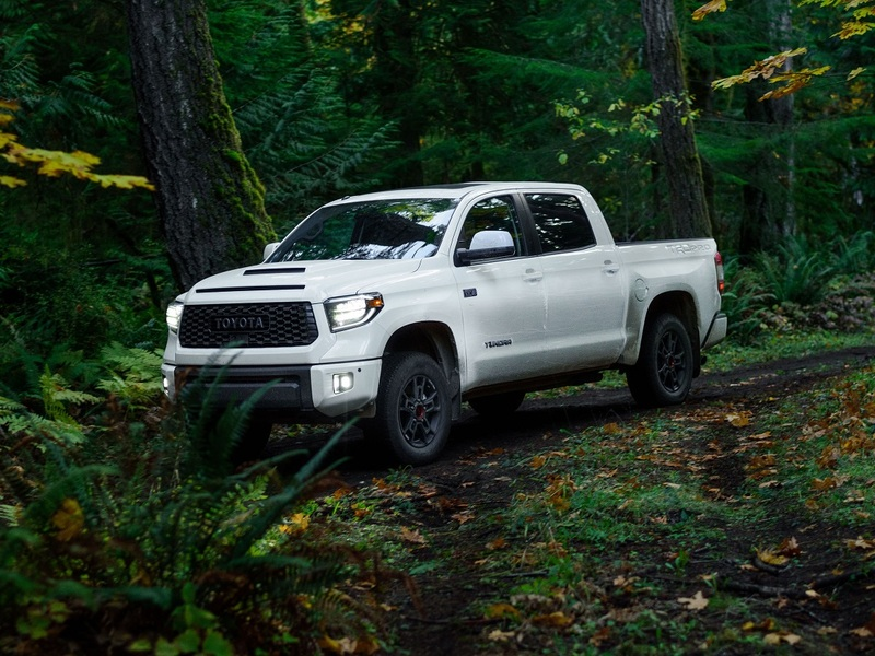The 2020 Tundra Is Pretty Much Same As 2006 Yikes