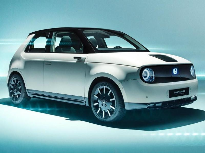 A compact electric car to lust after may come our way.