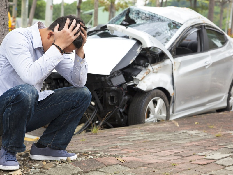 If you just totaled your new car, the last thing you want to do is pay off the lender.
