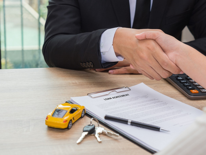Secured loans are issued most often for auto purchases.