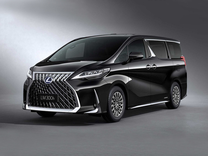 Brothers Auto Sales >> The Lexus LM 300 Luxury Minivan is a Lot to Look at | Web2Carz
