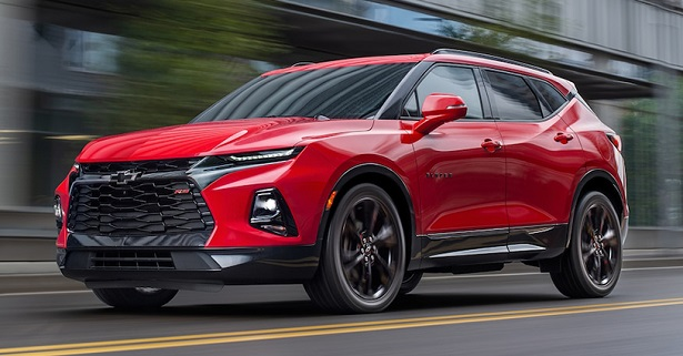 Chevy Will Build a 400+ Horsepower Blazer SS | Web2Carz