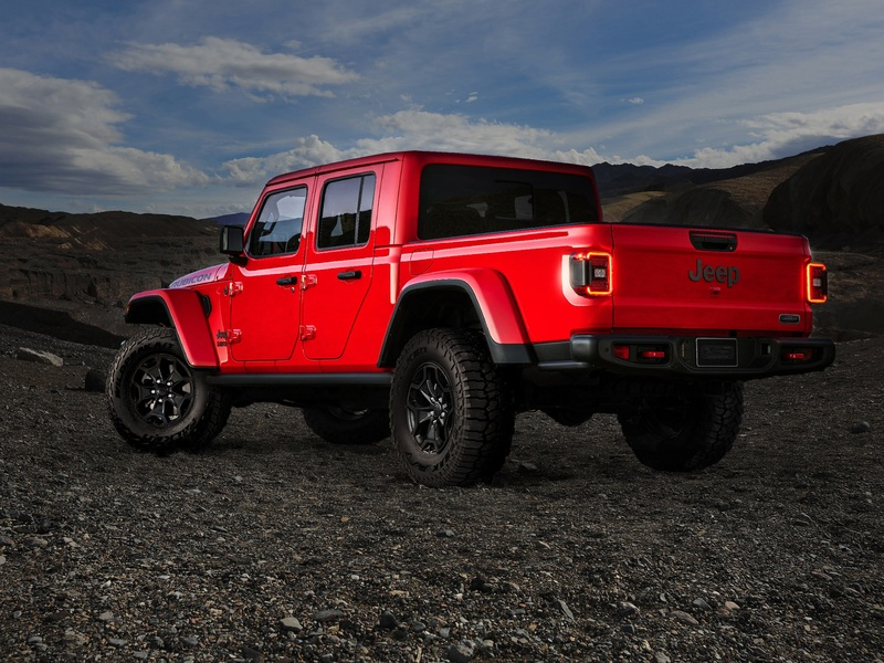 4,190 Launch Edition Jeep Gladiators are available for pre-order today.