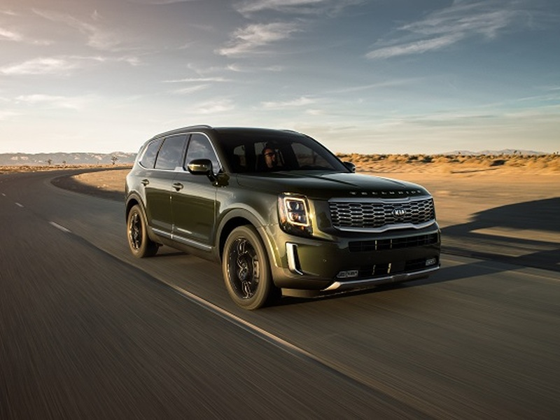 The Telluride brings so much to the brand's lineup in terms of luxury.