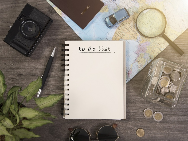 Check off 4 items from your to-do list and you'll be closer to the car you want.