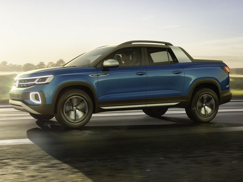 The Tarok would be the perfect competitor against the Honda Ridgeline.