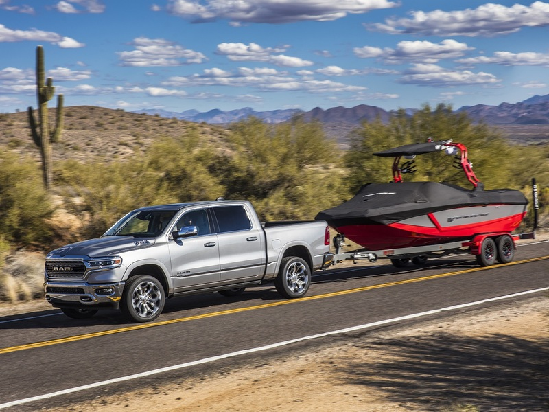 These family-friendly trucks effortlessly go from carpool to epic adventure.