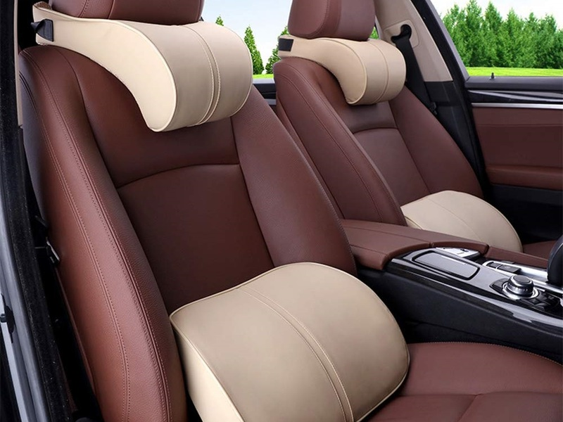 Adding lumbar cushions to your car can be a simple way to enjoy driving again.