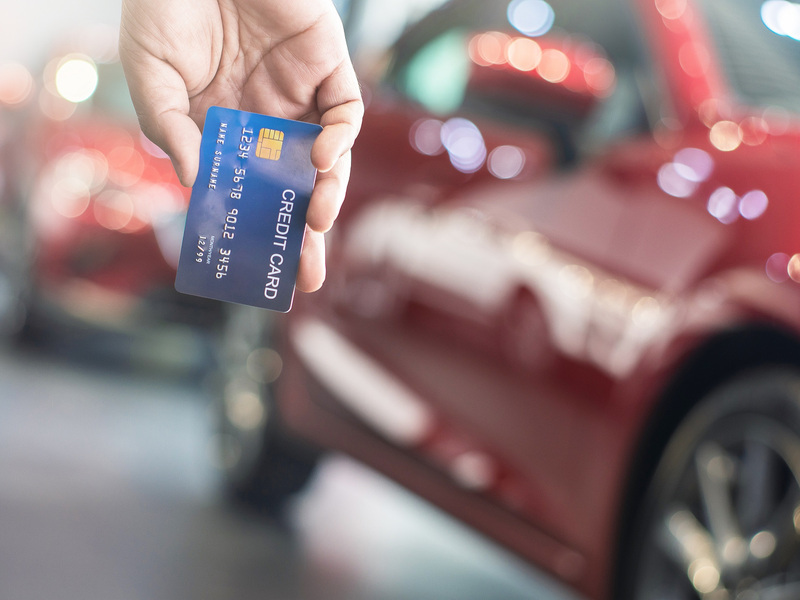 See if handing over the plastic at the dealership is the right choice for you.