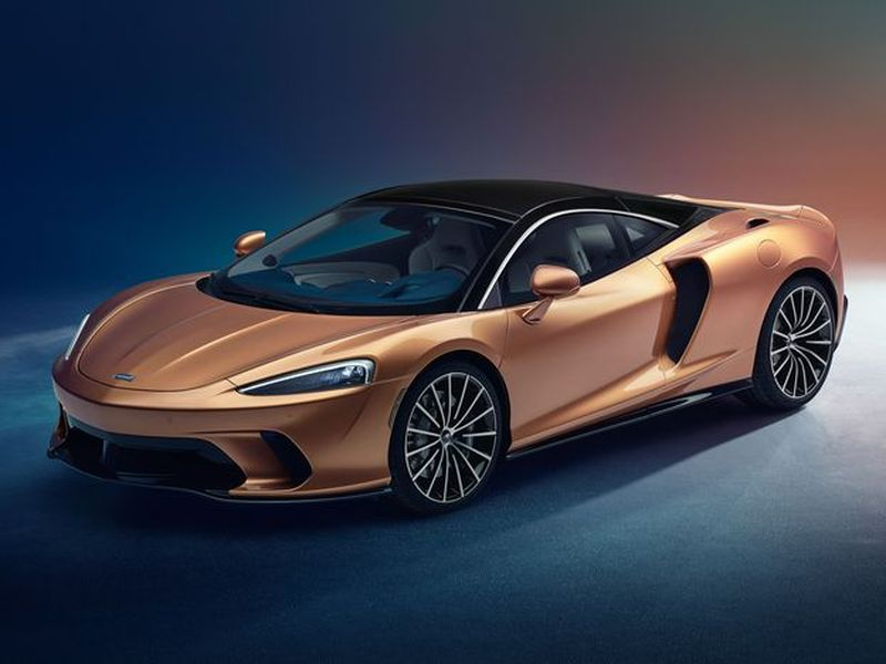 One of the most stunning McLarens is also priced to move. Well, sort of.