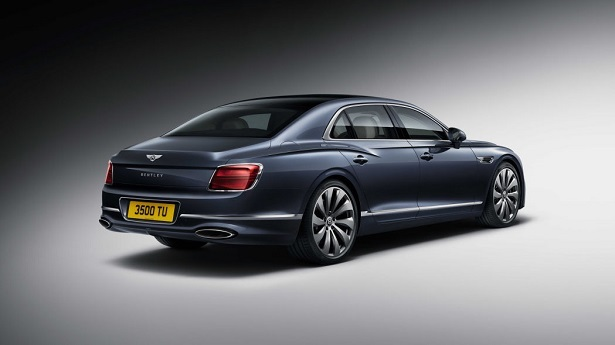 bentley flying spur rear 34