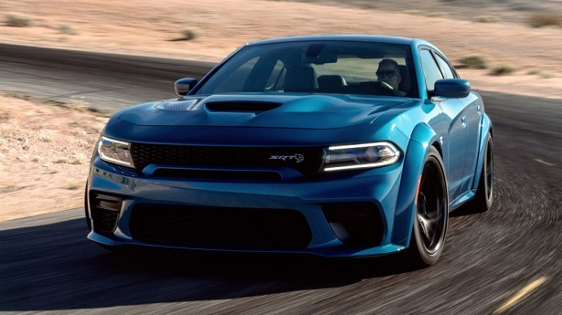 charger hellcat widebody front 34