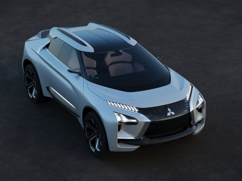 Could some of the e-Evolution concept make it into the new Evo?