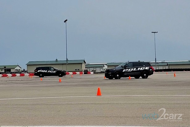 Ford Police Interceptor Course