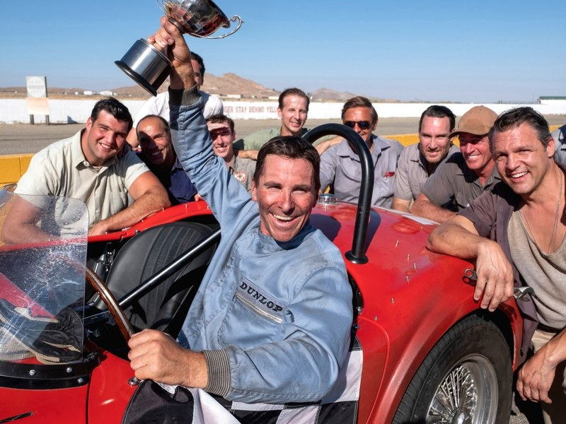 This is a film all car enthusiasts should watch. (image: 20th Century FOX)