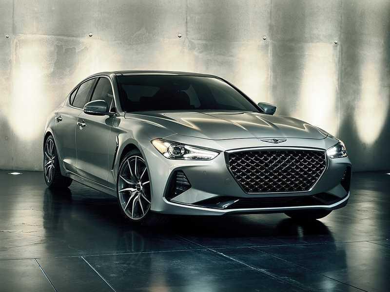 The G70 is one of Genesis' best models.