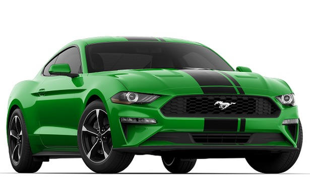 mustang need for green