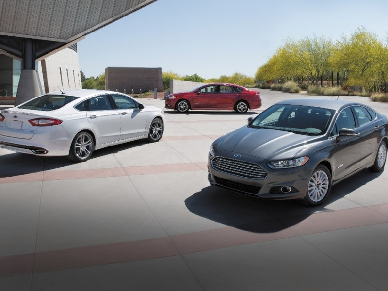 Hybrid cars like the Ford Fusion Hybrid have a high rate of depreciation.