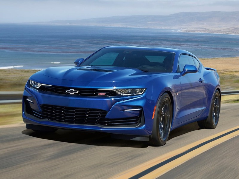 The Camaro is really the best it's ever been, but it's life is limited.