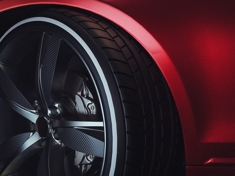 Great rims look good, but good tires are far more important.