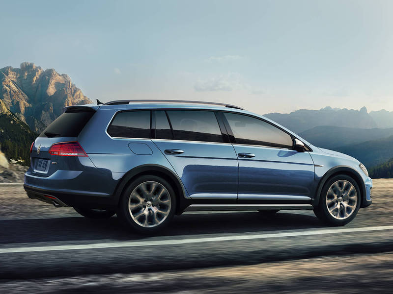 It's our favorite wagon to drive, hands down.
