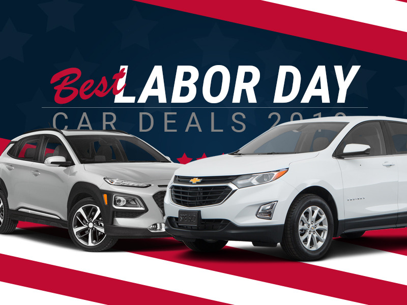 Want to save a few grand on your new car? Labor Day may be your best bet.
