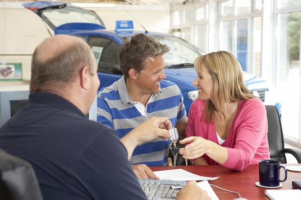 where to get a second chance car loan