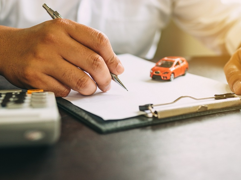 Don't rush to sign that long-term used car loan before doing some math.