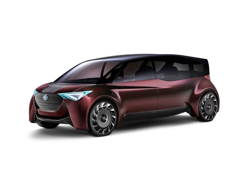 If only the next Sienna looked like this. Keep wishing.