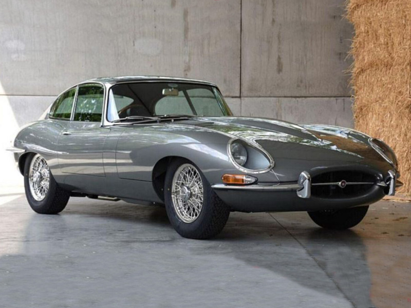 This is the best kind of time travel. (images: E-Type UK)