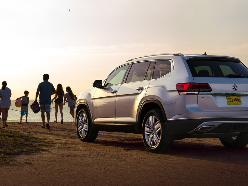 These 5 three-row SUVs will get your whole family around in comfort and style.