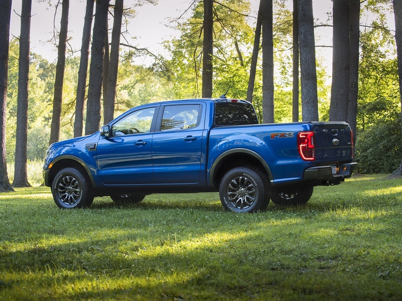 The Ford Ranger lets you spend less time at the pump and do more of what you love.