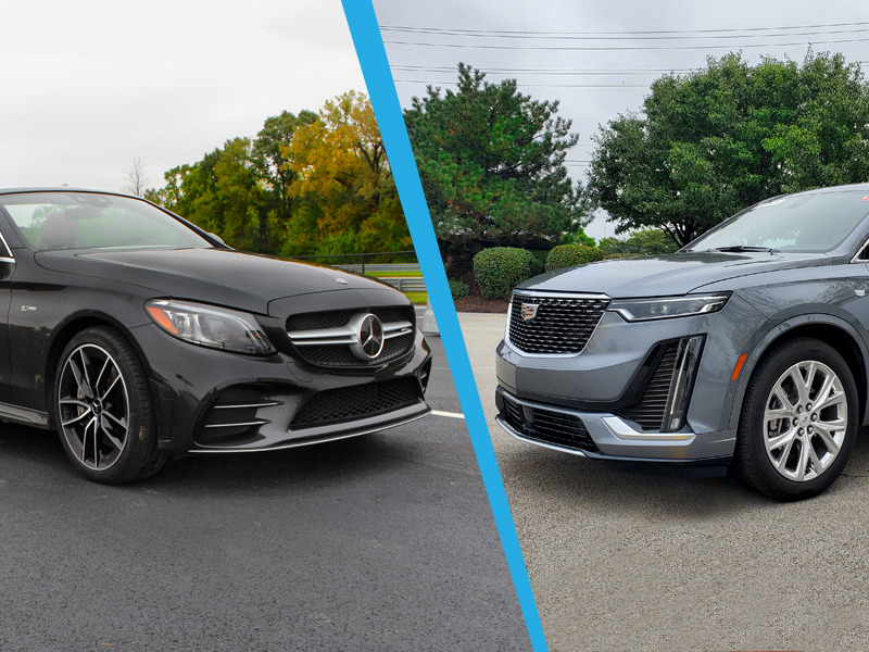 A performance convertible and family SUV don't have much in common, or do they?