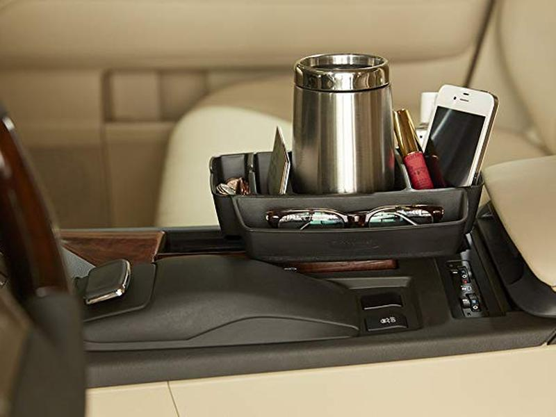 The cup holder is the car's junk drawer. Organize it with these clever solutions.