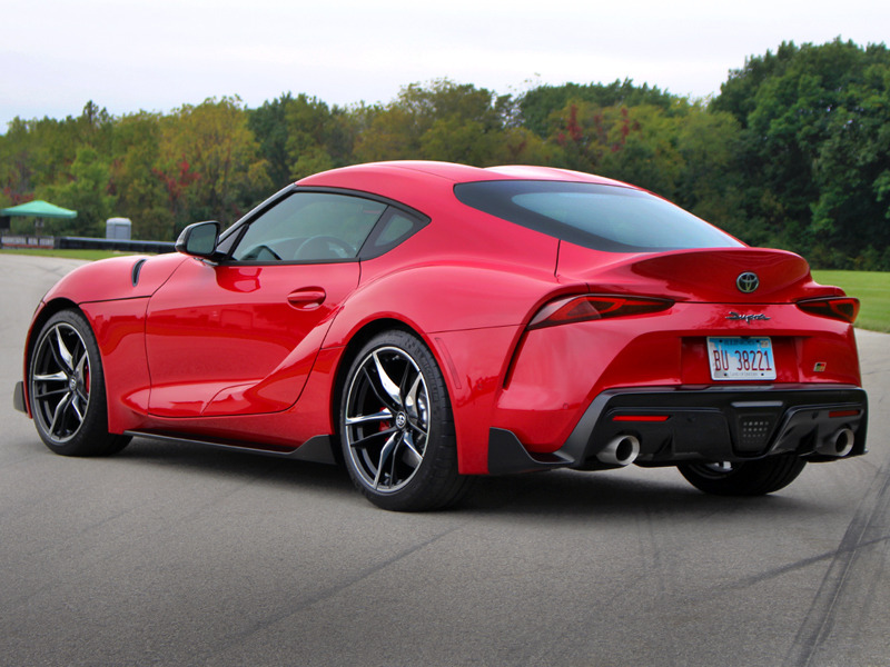 It was a long time in the making, but the 5th generation Supra is finally here.