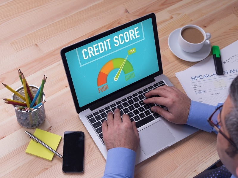 Checking your own credit report isn't the same as when a lender pulls it.