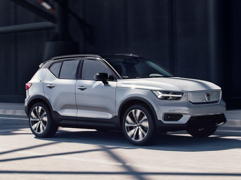 We dare say it looks even better than the regular XC40.