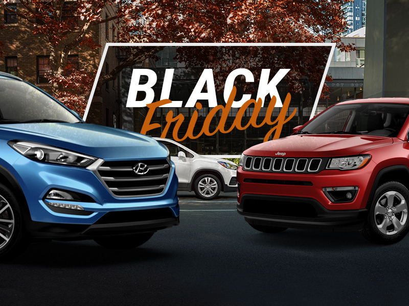 Forget the mall, snag a great deal on a 2019 vehicle instead.
