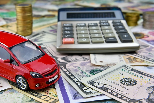 car down payment in cash
