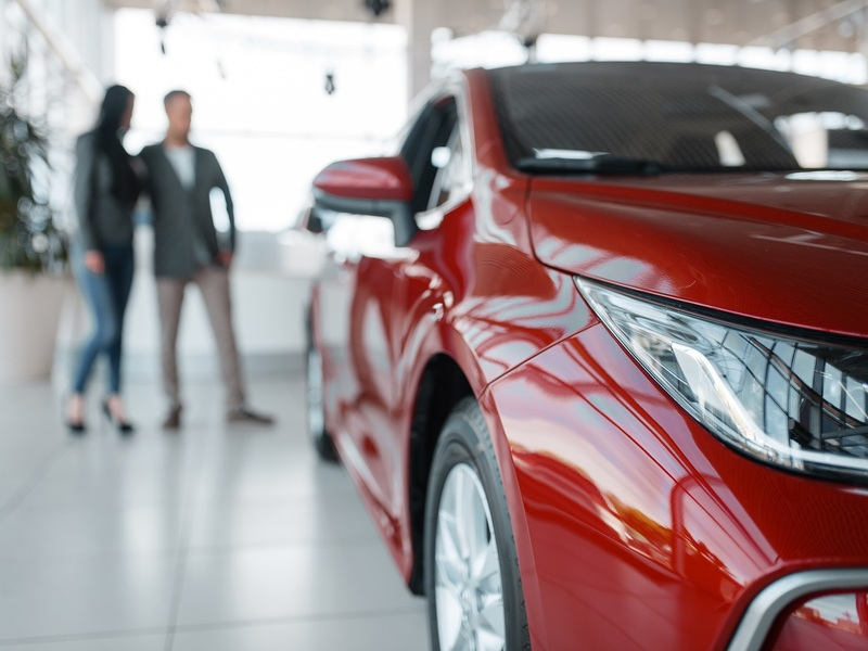 The price tag on that shiny new car is raising a big red flag.