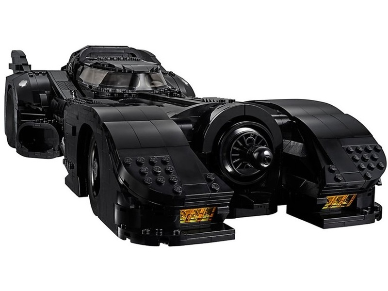The 30th Anniversary LEGO Batmobile is almost as glorious as the real deal.