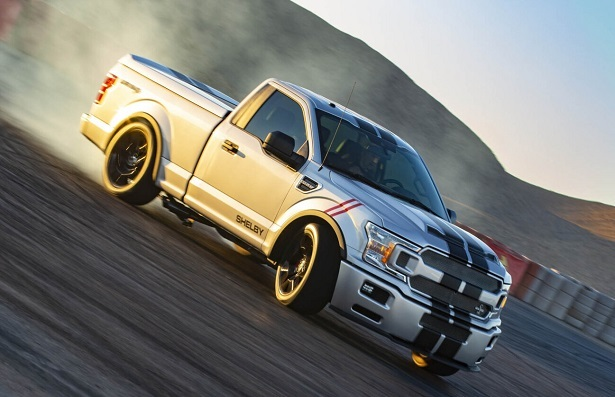 ford f150 super snake drifting