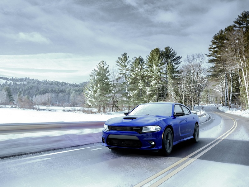 Dashing through the snow just became a lot more fun. (image: FCA)