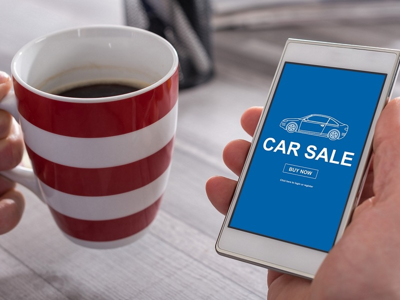 The prospect of buying a car directly from your couch is undeniably appealing.